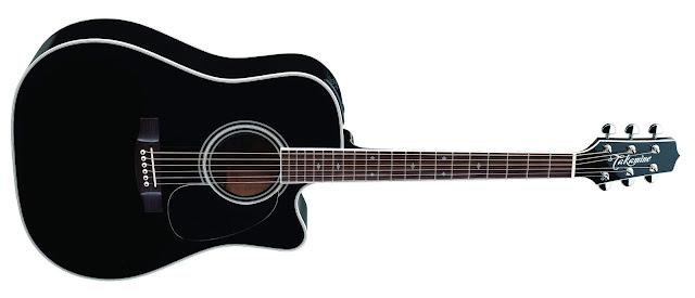 Review, Spesifikasi dan Harga Gitar Takamine EF341SC