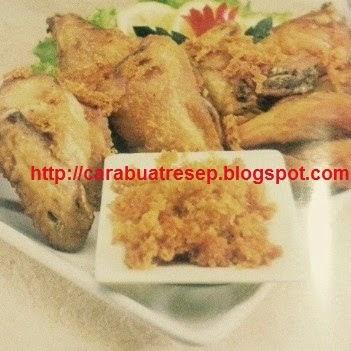 Foto Ayam Kremes Enak Istimewa