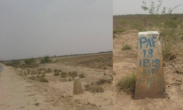 PAF Base khajjak