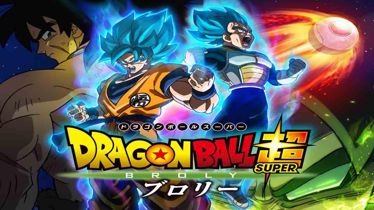 Dragon Ball Super Movie: Broly BD Subtitle Indonesia