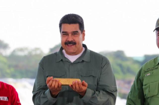 Venezolanos no se atreven a ahorrar en oro con el régimen