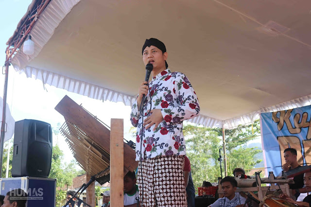 Bupati Trenggalek Minta Masyarakat Jaga Kebersihan Saat Festival Kupatan