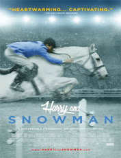 pelicula Harry and Snowman (2015)