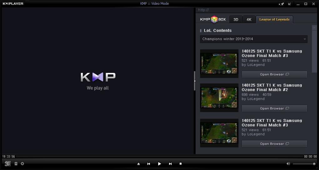 KMPlayer 4.2.2.2 Final