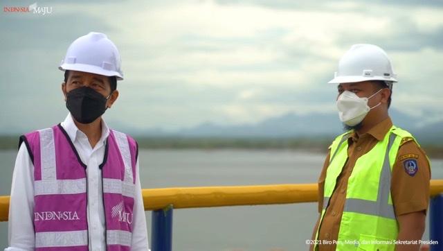 Andi Sudirman Sebut Jokowi Sangat Memperhatikan Pembangunan Infrastruktur di Sulawesi Selatan.lelemuku.com.jpg