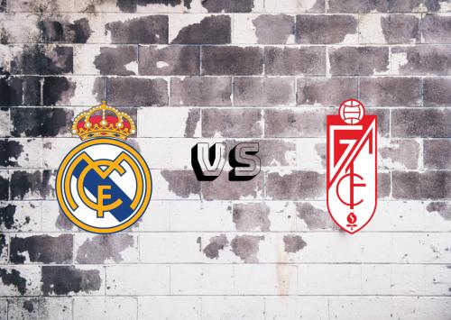 Real Madrid vs Granada  Resumen y Partido Completo
