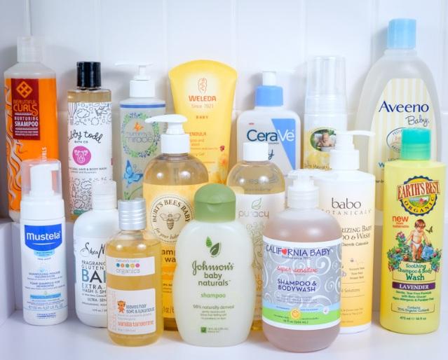besten shampoos fà r babies beste produkt