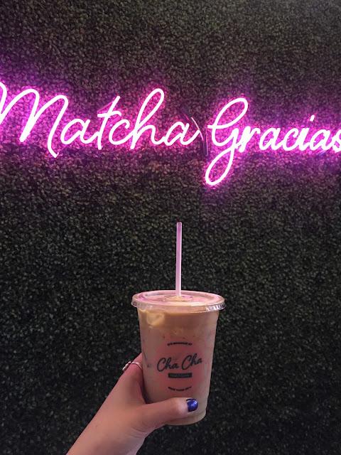 Matcha Gracias Soho NYC Coffee Shop