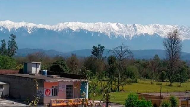 جبال الهملايا،مدينة جالاندهار الهندية،