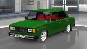 VAZ 2105 car mod