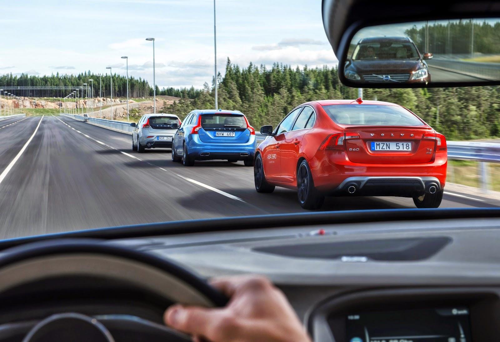 AstaZero: Η Volvo εγκαινιάζει την πιο σύγχρονη πίστα δοκιμών στον κόσμο, κοντά στο Γκέτεμποργκ