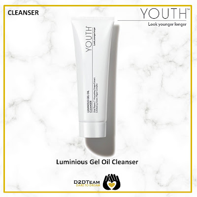 cleanser shaklee, cleanser youth, pencuci shaklee, pencuci muka, youth