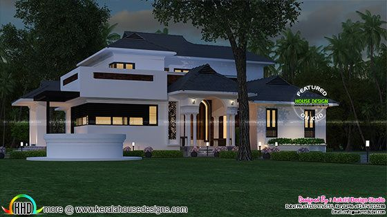 Awesome 5 bedroom lake side villa