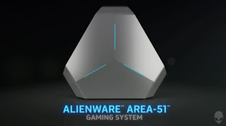 Dell Alienware Area 51 with Intel Inside