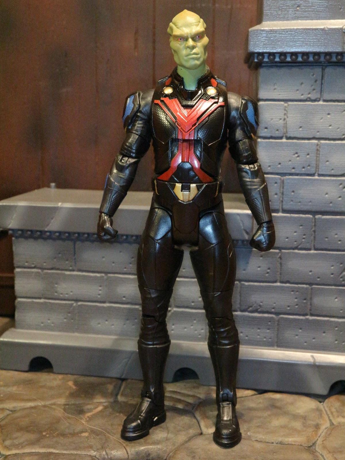 DC Comics Multiverse Clayface BAF MARTIAN MANHUNTER Super Girl TV Show