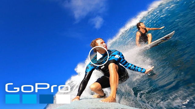 GoPro The Best Day Ever with Jamie O Brien