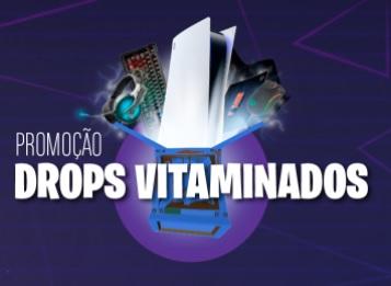 Cadastrar Promoção Drops Vitaminados Flakes Power