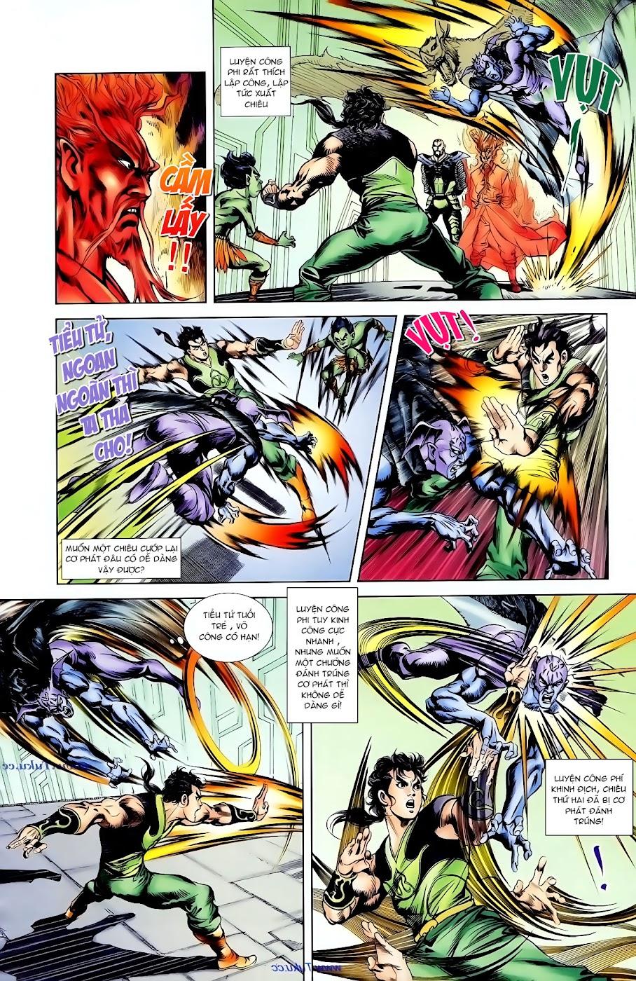 Cơ Phát Khai Chu Bản chapter 98 trang 14