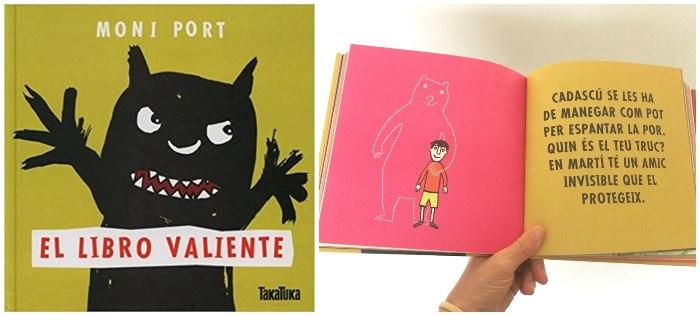 cuento infantil miedos infancia niños