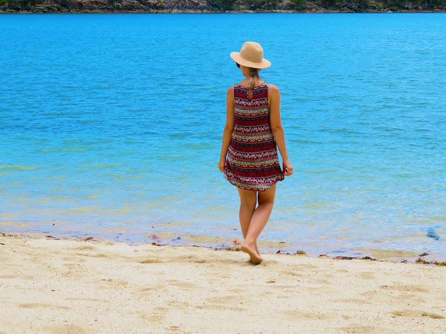 catseye beach hamilton island