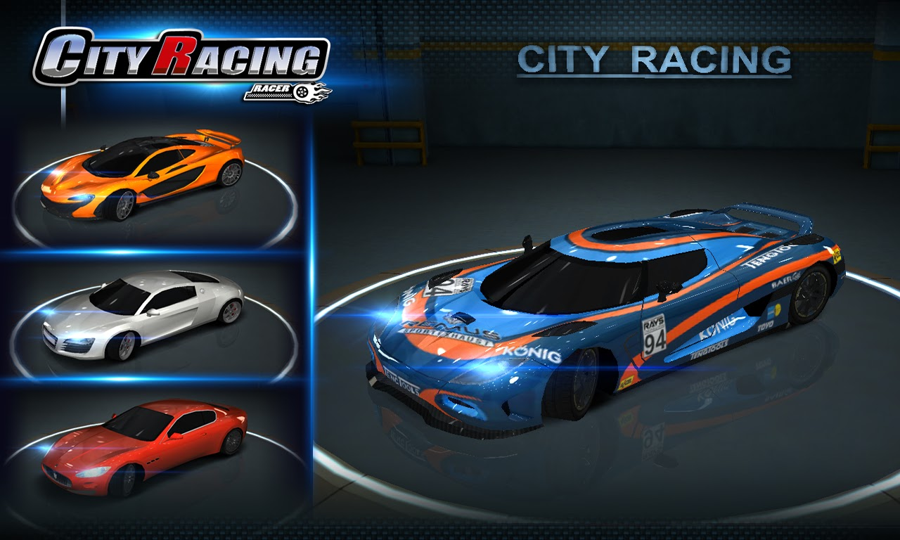 77b2ef0aa تحميلل وتنزيل لعبة 3D City Racing لعبة السيارات الرئعة باخر اصدار ...