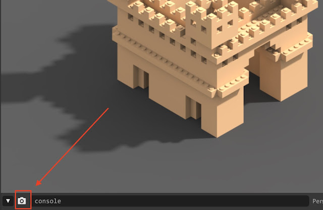 How to export an image in MagicaVoxel