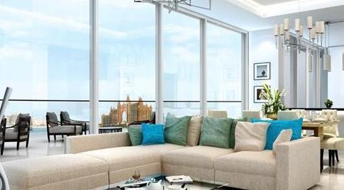 10 شقق سكنية بخدمات فندقية في الإمارات