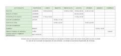 TALLERES Y ACTIVIDADES EN LA SOCIEDAD CLARIN (click sobre la imagen para ampliarla)