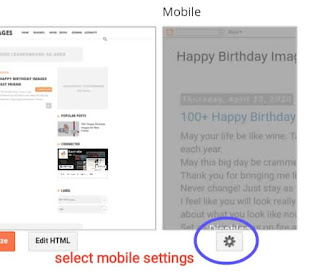 How to upload a wishing Script to blogger