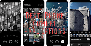 Best iPhone Camera Applications