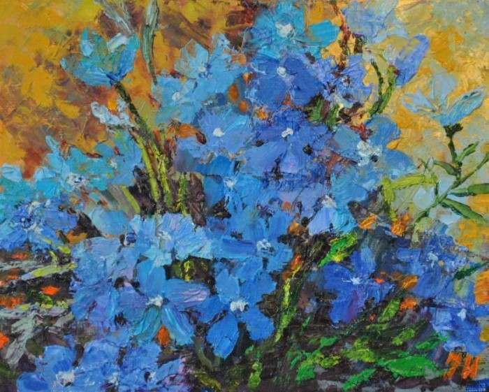 Красота мира. Julia Herrero-Utiasheva