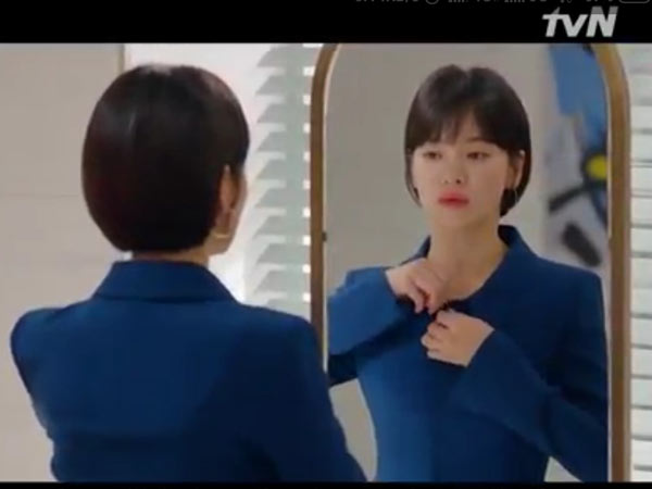 song hye kyo dalam drama korea encounter