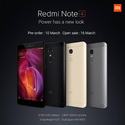 Lazada Mi Malaysia Xiaomi Redmi Note 4 Malaysia Price