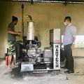 Mesin Bor Milik BWS Sebulan Tidak Berfungsi, Masyarakat Dusun Gelumpang Geluk Kesulitan Air Bersih