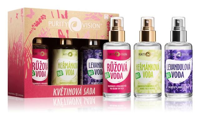 Purity Vision Květinová sada darčeková sada