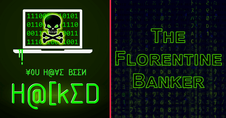 "The ""Florentine Banker"" Cybercrime Gang Trick C Level Executives From 3 British Firms To Send Them £1.5 M"
