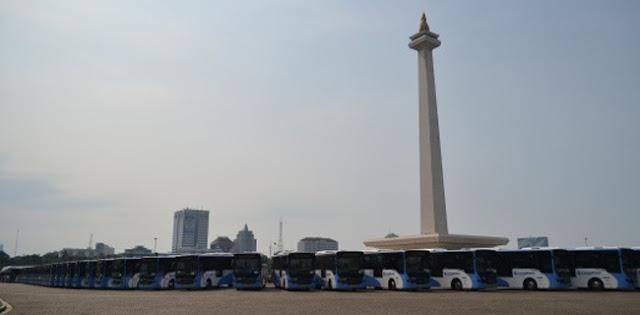 Pertama Di Asia Tenggara, Jakarta Berhasil Memenangkan Ajang Transportasi Dunia STA 2021