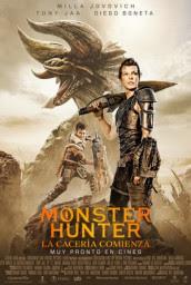 Monster Hunter audio latino