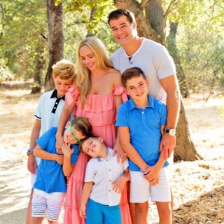 Patrick Marleau With Family