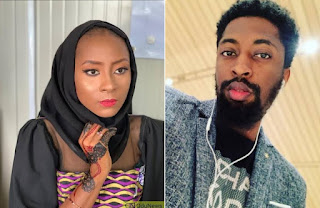 Maryam Booth: Rapper, Deezell Leaked My Private Video, Deezell Replies. PHOTOS