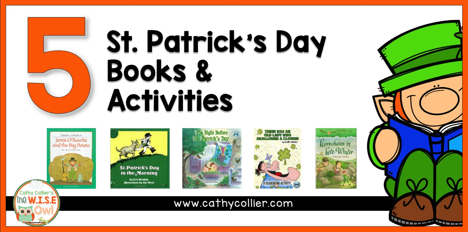 St. Patrick's Day Read Aloud are like a pot of gold!
