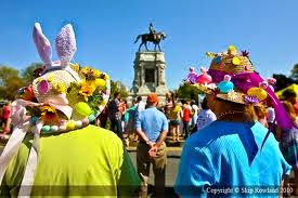 Richmond, VA Easter hats