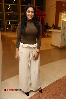 Actress Regina Candra Pos at Asian Para Badminton Championship Winners Felicitation Ceremony  0112.JPG