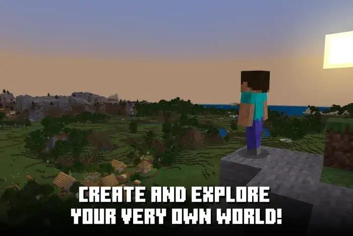 game offline terbaik minecraft