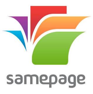 برنامج, موثوق, للتعاون, الجماعي, ومؤتمرات, الفيديو, ومشاركة, الشاشة, مع, الآخرين, Samepage