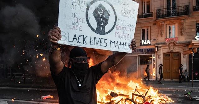 A Black Lives Matter szélsőbaloldali, keresztényellenes mozgalom