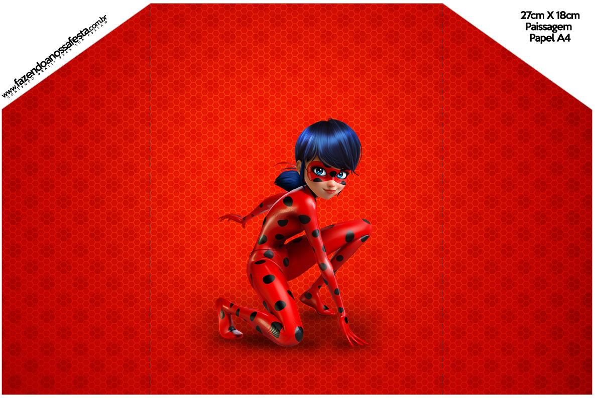 Prodigiosa Ladybug Invitaciones Para Imprimir Gratis