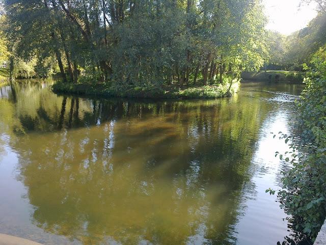 Paseo Fluvial Río Bolaños en Arteixo