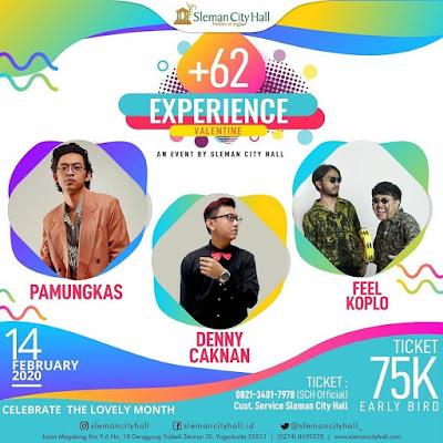 Konser Denny Caknan Jogja Sleman Experience Concert Valentine
