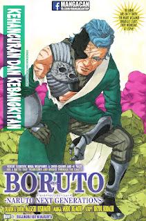 Update! Baca Manga Boruto Chapter 21 Full Sub Indo